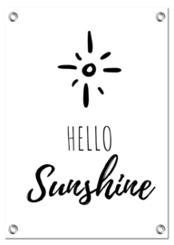 Tuinposter | Hello Sunshine