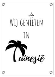 Tuinposter | Tuinesië