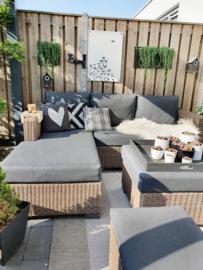 Beau Wonen Bankleuning Tafeltje | Custom Made | Indoor & Outdoor