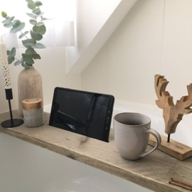 Beau Wonen Badplank steigerhout op maat/naar wens gemaakt
