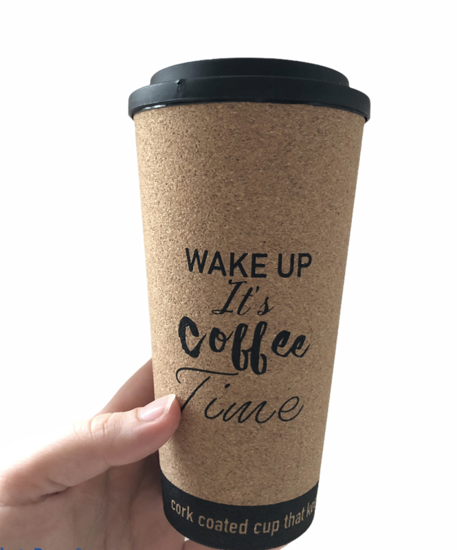 Koffie to go beker   Wake up