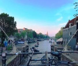 Wandeling door Hartje Mokum voor 8 personen
