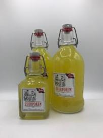 ZUURPOREM van de citrusvrucht citroen  Gebruikerstip:  bij cake en luchtige gebaksoorten
