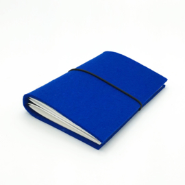 MILD NOTEBOOK ELECTRIC BLUE