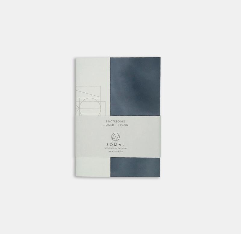TADOS set of 2 notebooks A6