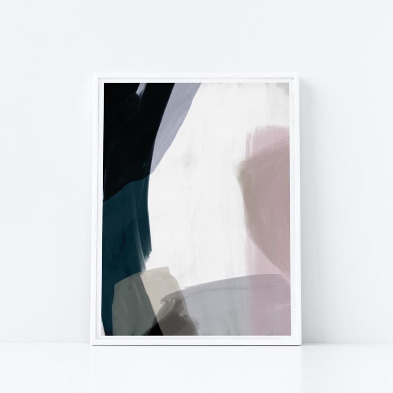 MINIMAL ART POSTER - 1804