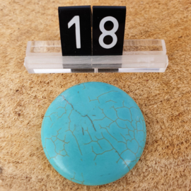 Switch Steen 30mm Turquoise