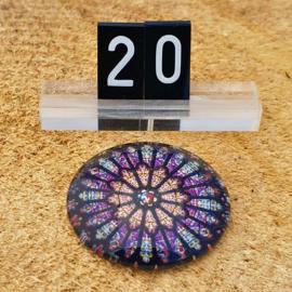 Switch Steen 30mm Mandala