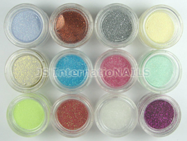 Glitterpakket - 12 stuks