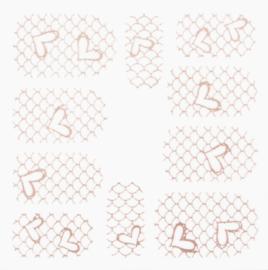 Filigree - 012 Rosé goud