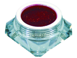 A4N Color Gel Framboos Iriserend 5 gram