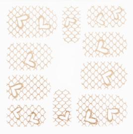 Filigree - 012 Goud