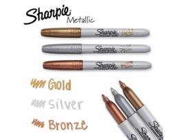 Sharpie Metallics - 3