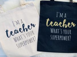 Katoen tas What's your superpower?