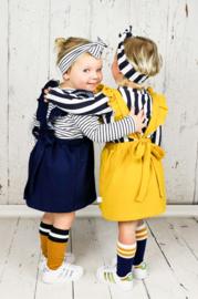Suspender Skirt Oker