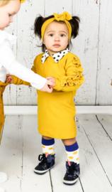 Dress Ruffle Sleeve