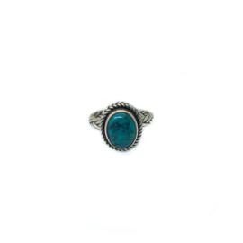 Stray Turquoise Stone Ring