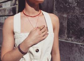 Blue Lazurite Bracelet