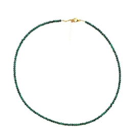 Green Malachite Necklace
