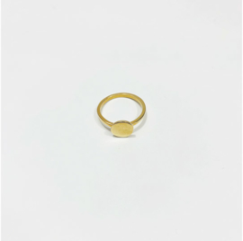 Medium Coin Ring