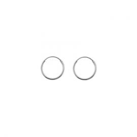 Medium Hoop Earrings