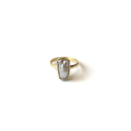 Storm Pearl Ring