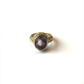 Moondust Ring