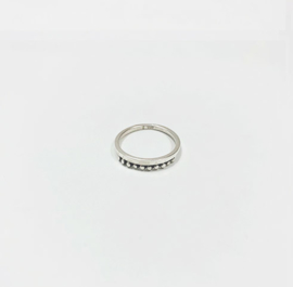 Caviar Ring