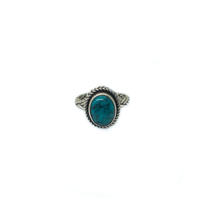 Stray Turquoise Stone Ring