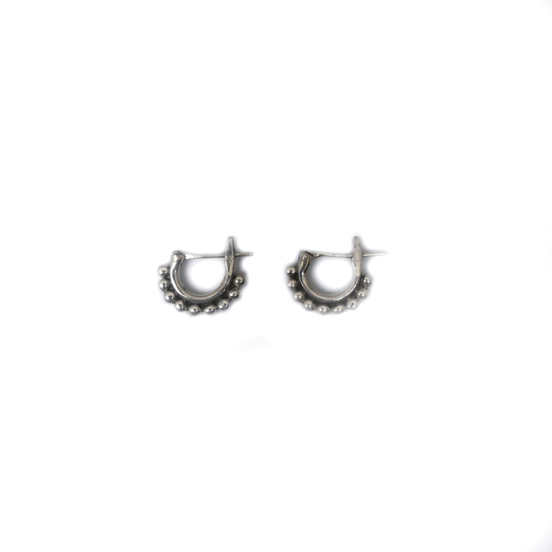 Ethnic Dots Earrings