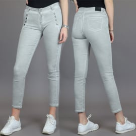 Broek Chester grijs van Mila Jeans