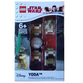 Lego kinderhorloge - Star Wars - Yoda