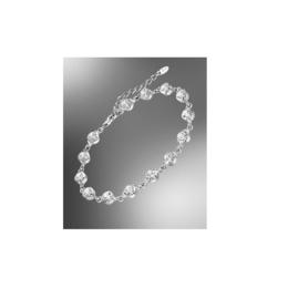 Lotus Silver zilveren armband met cubic zirconia