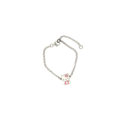Zilveren armbandje Hello Kitty