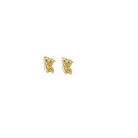 gouden oorbellen uiltje