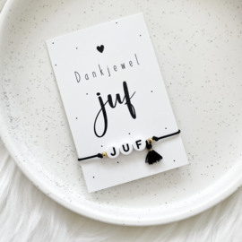 JUF - Nylon koord (2 voor €10,-)