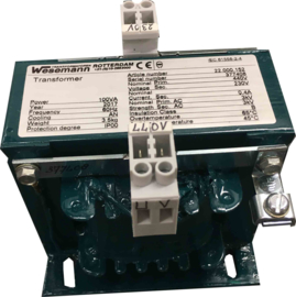 Single phase configurable transformer configurator