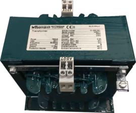 1-fase transformator 660V/230V 500VA