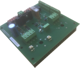MG24/8 control board including heat sink - type 4053