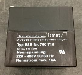 Inschakelstroombegr. ESB16 5 Ohm 230-400V