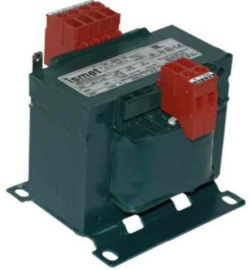 UL approved Single phase transformer 230/0-100-120-230V-6A - 1380VA