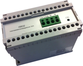 Inrush current limiter type ISB-32