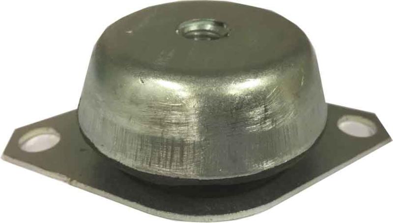 Metalen trillingsdempers (4 stuks) - type Bell