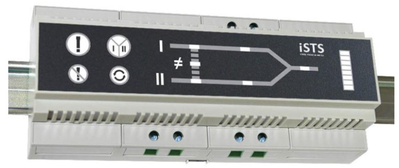 iSTS Static Switch type R1 16A 1-phase 2 pole