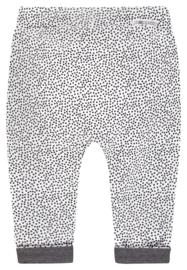 Noppies U Pants Jersey loose Kirsten aop wit