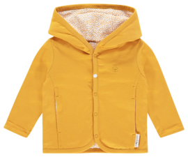 Noppies U Cardigan reversibel Haye Honey Yellow