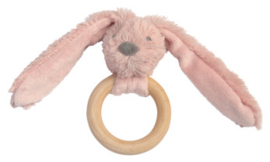 Happy Horse  Rabbit Richie FSC Wooden Bijtring