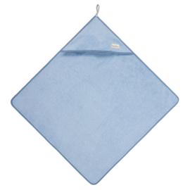 Koeka Badcape Dijon Blauw
