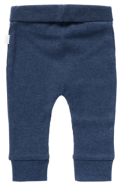 Noppies U Pants comfort Rib Naura Navy Melange