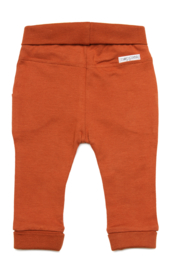 Noppies U Pants jersey reg Humpie Spicy Ginger